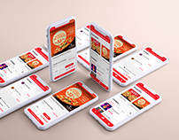 Food & Delivery Mobile App