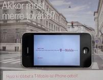 T-Mobile - iAd