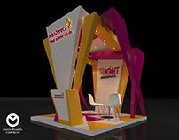 AstraZeneca Booth Design