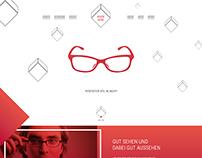 Augen Optik - Website