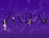 Zara calendar 2011