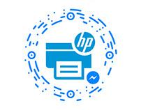 HP Print Bot on Facebook Messenger