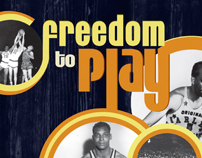 Freedom to Play Exhibit