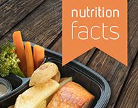Smart Plate - nutrition facts