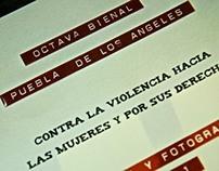 Catálogo Octava Bienal Puebla de los Ángeles