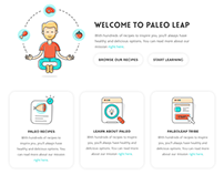 paleoleap website