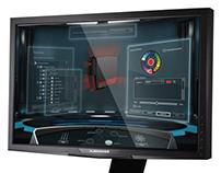 User Interface for Customization Portal