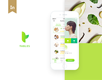 Tables - Restaurant reservation app
