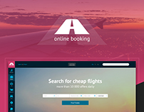 Online booking avia tickets