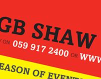 George Bernard Shaw Theatre