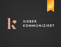 sieber kommuniziert // corporate branding