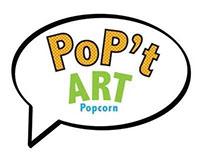 Pop't Art Popcorn