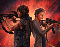 CARYL Illustrations