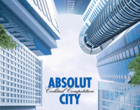 ABSOLUT VODKA -  city mixology competition