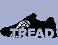 TREAD - iOS Mobile App