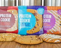 BuffBake Protein Cookies