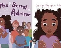 The Secret Admirer - mini picture book