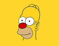 Homer x Krusty Animation