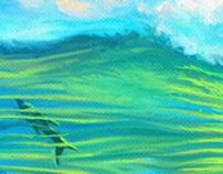 Ocean shoal
