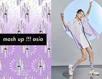 mash up !!! asia 2021 long series 混沌亞宙 龍系列