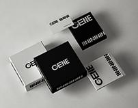 Gene brand design