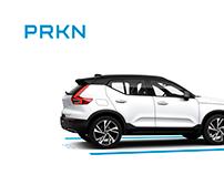 PRKN - Web Design