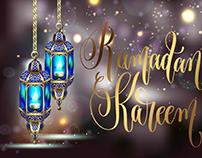 ramadan-kareem-greeting-card-design-with-evening-lights