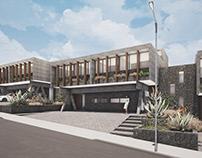 Tipología de vivienda Parque Nido de Aguilas | 2021