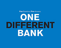 One Different Bank