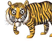 Animal Illustrations│動物插畫
