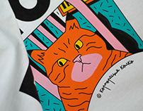 пянсе с котом