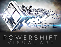 Powershift: Visual Art for EDM