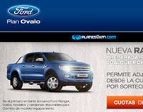 Newsletter Ford Ranger, EcoSport, Ka, Kinetic Design