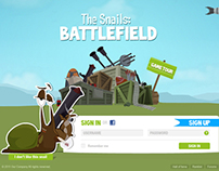 The Snails: Battlefield