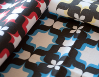 Fabric Design Type Tile