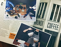 Collateral Postcards | Smitten Speciality Coffee