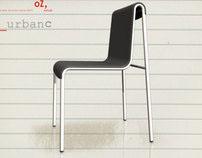 Chair Urbanc