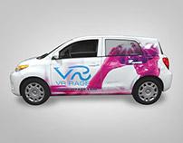 VR Rage Full Vehicle Vinyl Wrap