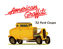 '32 ford coupe (Movie Car #1)