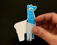 Visiôn / Illusiôn Sticker Pack