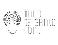 Mano de Santo Animated Font