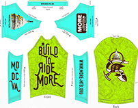 MORE Mountain Bike Jersey 2016