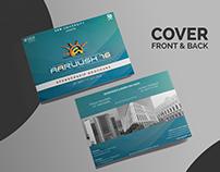 Aaruush'16 Sponsorship Brochure