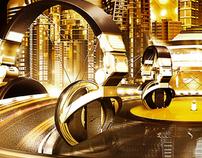 Miller Metropolis for Deluxe Interactive, Moscow