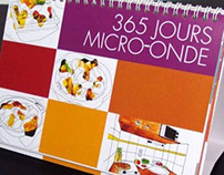 365 jours Micro-onde, cookery book