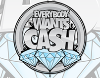 Everybody Wants Cash - Illustration