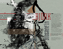 Björk Editorial