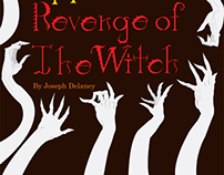 The Last Apprentice Revenge of The Witch book poster