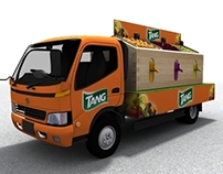 Tang Vehicle & Drinks Dispenser
