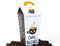Owl Blends Identity